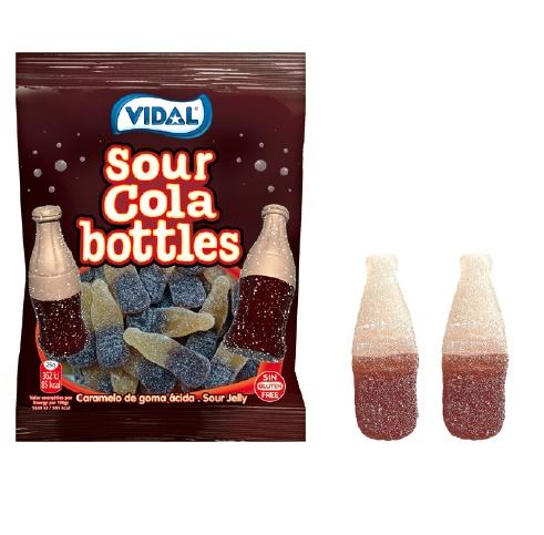 Vidal Sour Cola Bottles Featured Image