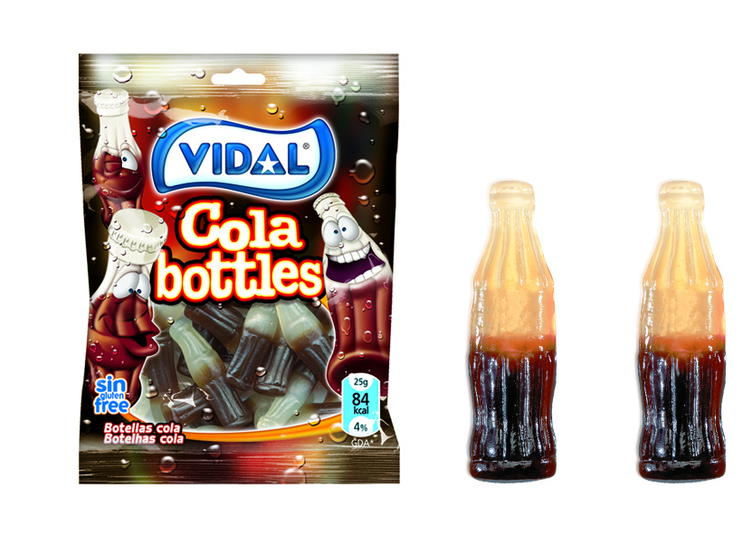 Vidal Jelly Cola Bottles Featured Image