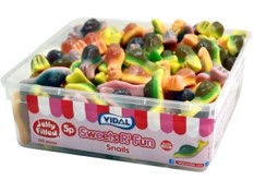 Vidal Jelly Filled Snails Featured Image