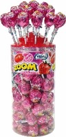 Vidal Strawberry Mega Zoom Lollies Featured Image